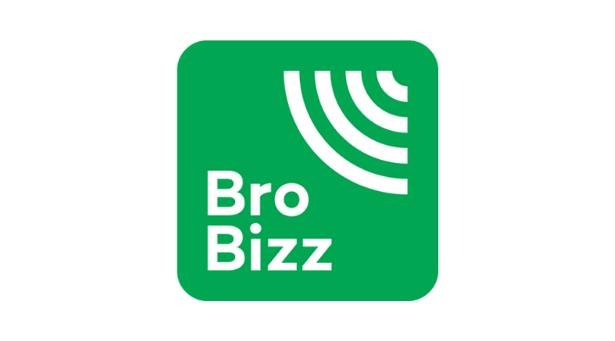 Shortlist rekrutteringspartner for Brobizz logo
