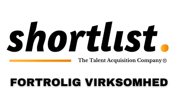 Shortlist rekruttering til fortrolig virksomhed - Secret Search