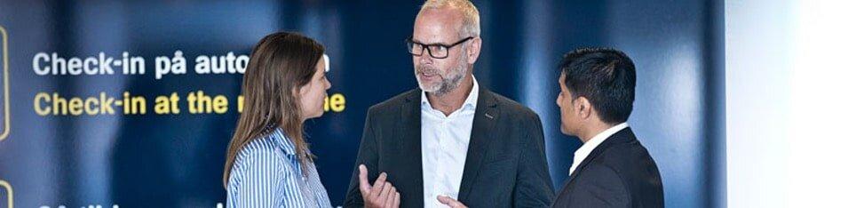 Rekrutteringsbureauet Shortlist Talent Acquisition rekrutterer til Københavns Lufthavne